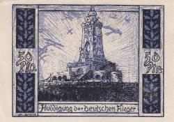 Image #2 of 50 Pfennig 1921 - Frankenhausen
