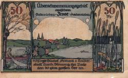 Image #2 of 50 Pfennig - Frose