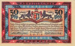 Image #1 of 50 Pfennig 1921 - Oldenburg