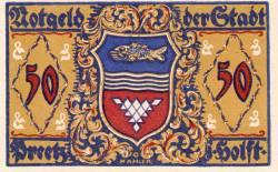 Image #1 of 50 Pfennig 1921 - Preetz