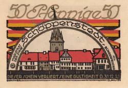 Image #1 of 50 Pfennig ND - Schöppenstedt