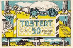 Image #1 of 50 Pfennig 1921 - Tostedt