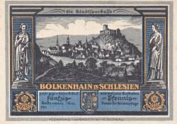 Image #2 of 50 Pfennig ND - Bolkenhain in Schlesien