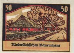 Image #2 of 50 Pfennig ND - Borstel (Pinneberg)