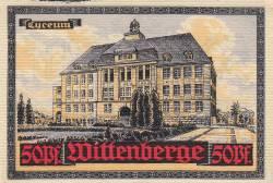 Image #2 of 50 Pfennig ND - Wittenberge