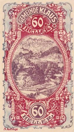 Imaginea #1 a 60 Heller 1920 - Klaus