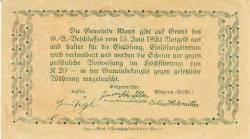 Imaginea #2 a 60 Heller 1920 - Klaus