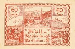 Image #1 of 60 Heller 1920 - Waldkirchen am Wesen