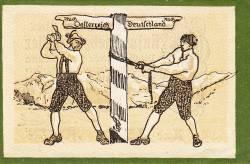 Imaginea #2 a 75 Heller 1920 - Fieberbrunn