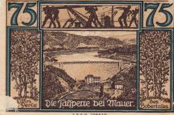Image #2 of 75 Pfennig ND - Lähn im Riesengebirge