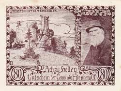 Imaginea #1 a 80 Heller 1920 - Eidenberg