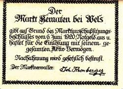 Image #2 of 80 Heller 1920 - Kematen bei Wels