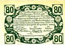 Image #1 of 80 Heller 1920 - Sankt Georgen im Attergau