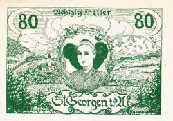 Image #2 of 80 Heller 1920 - Sankt Georgen im Attergau