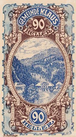 Imaginea #1 a 90 Heller 1920 - Klaus