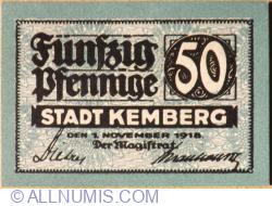 Image #1 of 50 Pfennig 1918 - Kemberg