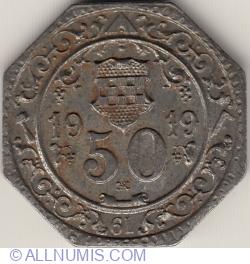 Image #1 of 50 Pfennig 1919 - Hamm