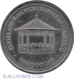 Image #1 of 1 Dollar 1986 - Elmira