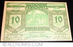 Imaginea #1 a 10 Heller 1920 - Ferschnitz