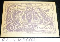 Image #1 of 10 Heller 1920 - Haslach