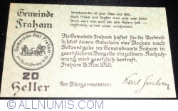 Image #2 of 20 Heller 1920 - Fraham