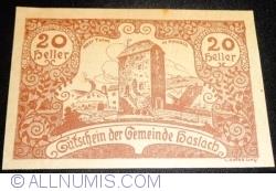 Image #1 of 20 Heller 1920 - Haslach