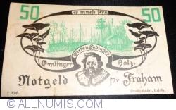 Image #1 of 50 Heller 1920 - Fraham