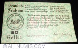 Image #2 of 50 Heller 1920 - Fraham