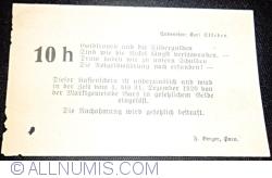 10 Heller 1920 - Gars am Kamp