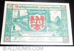 Imaginea #1 a 20 Heller 1920 - Herzogenburg