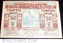 Imaginea #1 a 50 Heller ND - Euratsfeld