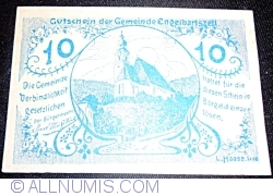 Imaginea #1 a 10 Heller 1920 - Engelhartszell