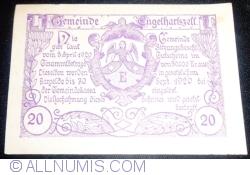 Imaginea #2 a 20 Heller 1920 - Engelhartszell