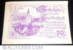 Imaginea #1 a 20 Heller 1920 - Engelhartszell