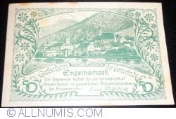 Imaginea #1 a 50 Heller 1920 - Engelhartszell