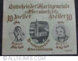 Image #1 of 10 Heller 1918 - Oberndorf bei Salzburg