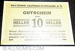 Image #1 of 10 Heller ND - (Max Führer - Merchant (Kaufmann))