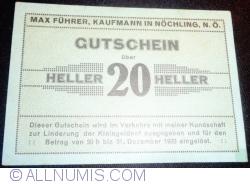 Image #1 of 20 Heller ND - (Max Führer - Merchant (Kaufmann))