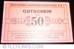 Image #1 of 50 Heller ND - (Max Führer - Merchant (Kaufmann))