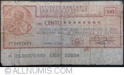 Image #1 of 100 Lire 1976 (12. I.) - Genova