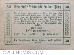 Image #1 of 30 Heller 1920 - Baumgarten