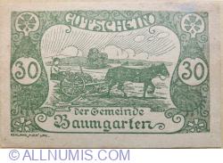 Image #2 of 30 Heller 1920 - Baumgarten