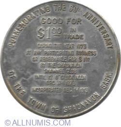 Image #2 of 1 Dollar 1973 - Shaunavon