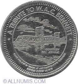 Image #2 of 1 Dollar 1979 - Kelowna Regatta