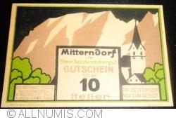 Image #1 of 10 Heller 1920 - Mitterndorf
