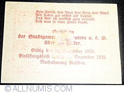 Image #2 of 20 Heller 1920 - Mautern an der Donau