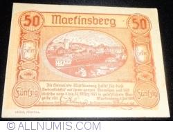 Image #1 of 50 Heller 1920 - Martinsberg