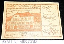 Image #1 of 50 Heller 1920 - Marbach an der Donau