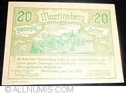 Image #1 of 20 Heller 1920 - Martinsberg
