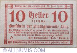 Image #1 of 10 Heller 1920 - Linz